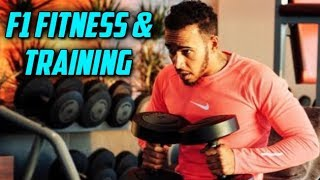 Formula 1 | Lewis Hamilton's Fitness and Training Guide For F1 Drivers