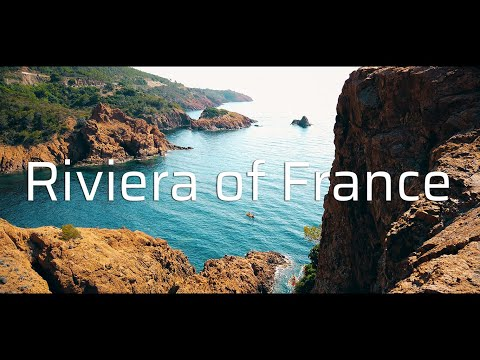 Roadtrip to Frejus | Filmed with Nikon Z6 | Osmo Pocket 4k.