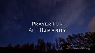 Image of Prayer For All Humanity HD video