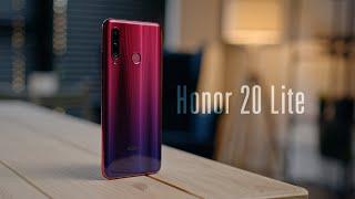 Обзор Honor 20 Lite / Honor 10i