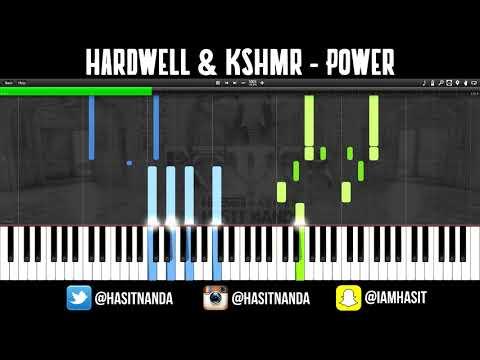 Hardwell & KSHMR - Power (TUTORIAL)