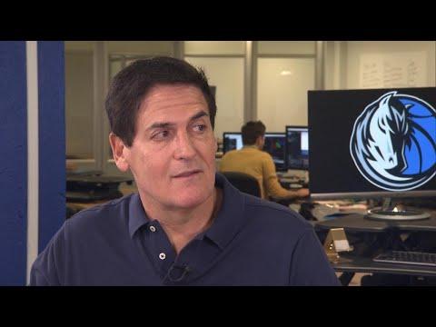 Will Mavericks Owner and 'Shark Tank' Star Mark Cuban Run for President?