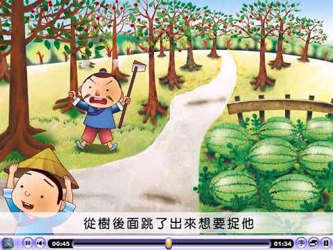 康軒107(一)國小國語- 成語動畫...
