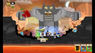 Cannon Brawl Last Mission Boss Destroyed