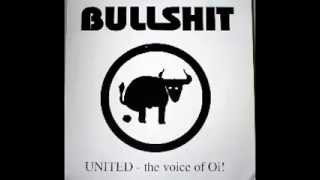 Bullshit - United the voice of Oi! LP