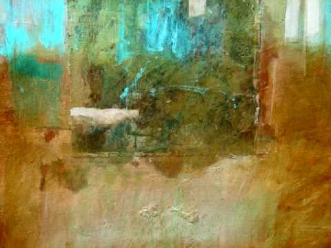Original Abstract Contemporary Modern Fine Art Painting by Filomena de Andrade Booth