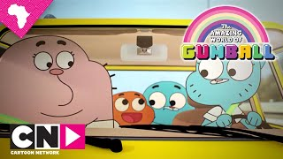 Shopping spree | The Amazing World of Gumball | Cartoon Network