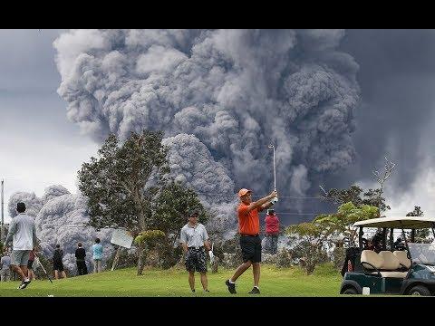 GSM Update 5/17/18 - Kilauea Golf Update - Blueberry & Cherry Crop Devastation - Alpine Fault