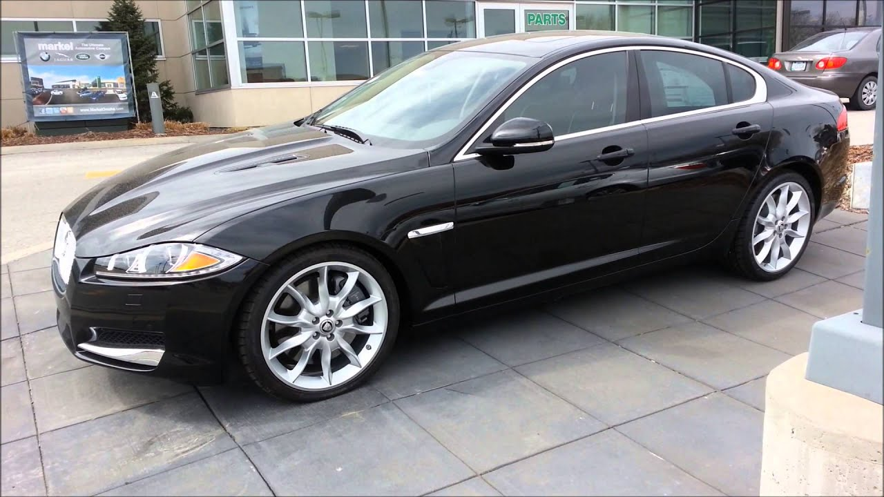 Jaguar XF Supercharged Sport Package 2013