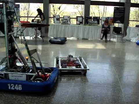 TDSB Robotics Display @ Ont. Sci. Ctr. thumbnail