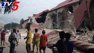 Philippines earthquake leaves more than 30 dead  - TV5