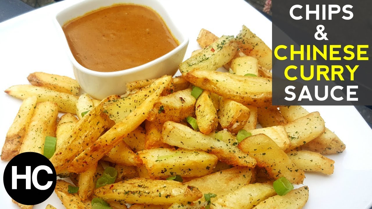 Chips and chinese curry sauce recipe halal chef youtube chips and chinese curry sauce recipe halal chef forumfinder Image collections