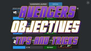 Are Objectives Any Good?   Avengers Tips and Tricks   Marvel Contest of Champions