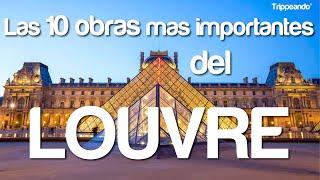 🇫🇷Trippeando PARIS  Parte 1 -  Las 10 OBRAS MAS IMPORTANTES DEL MUSEO DE LOUVRE