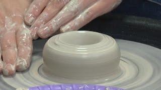 Как работать с глиной, расскажет мастер-класс