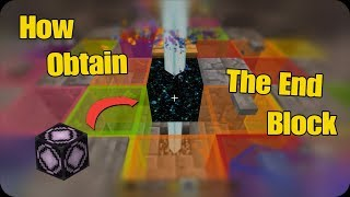 Minecraft Bedrock - How To Get The End Portal Block (New Version) - Glitch [ Tutorial ]  Bedrock.e