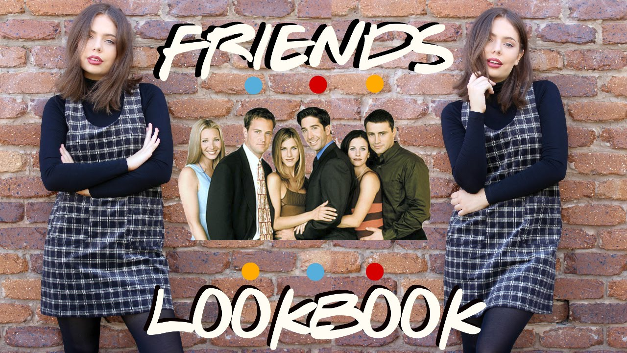 Friends Tv Show Halloween Costumes Ideas.90 S Outfits Inspired By Friends Steal The Spotlight