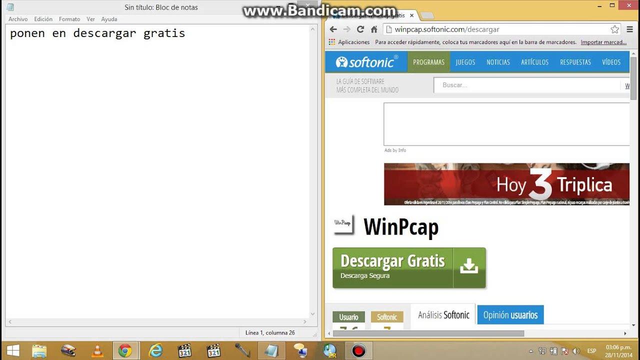 WINPCAP 4.1.1 GRATUITEMENT TÉLÉCHARGER