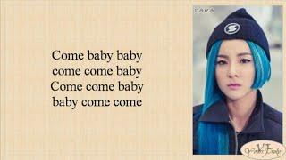 Gambar cover 2NE1 - Come Back Home (Easy Lyrics)
