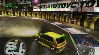 Need For Speed Underground 2 - Hidden/Secret Race #6 Drift - Bayview