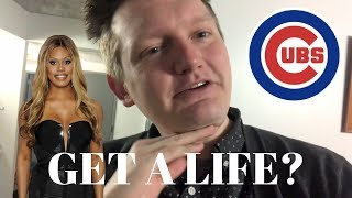 A vlog but YouTube comments told me to get a life so I did
