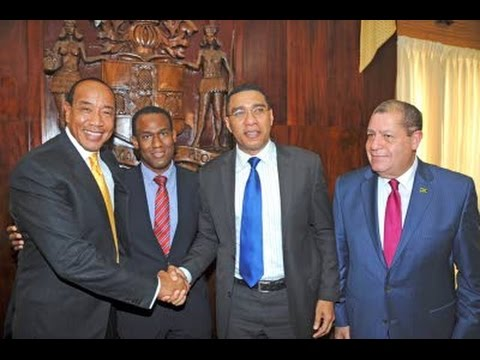 Economic Growth Council (EGC) of Jamaica Call to Action Foru