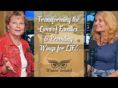 Ann Edenfield Sweet of Wings For Life International