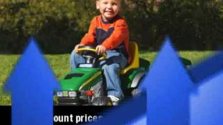 pedal cars - discount prices - 30 day return policy - great selection