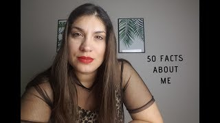 50 Facts about Me | Yologift!