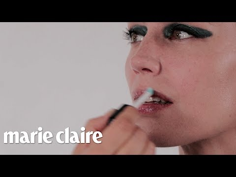Marie Claire - Le maquillage Chanel SS18