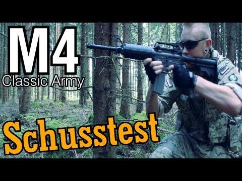 """ca-m4-softair-""""schusstest""""-(gsp-airsoft)-german"""