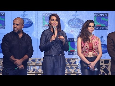 Question Answer Session   Sonakshi Sinha   Vshal Dadlani   Shalmali Kholgade   Indian Idol Junior