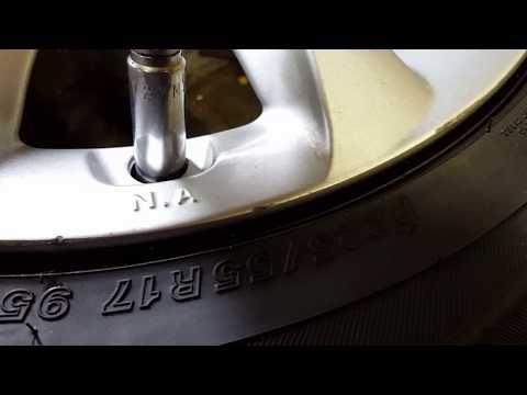 fastest way to remove a stuck tire pressure sensor  TPMS