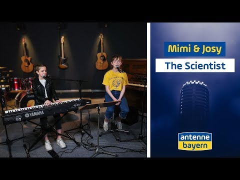 Mimi & Josy | The Scientist | Coldplay Cover | The Voice Kids