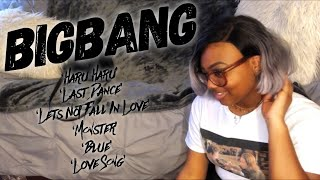 So, here is Pt. 1 of my BigBang Reaction! I really enjoyed getting ...