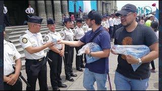 Fiesta patria marcada por protestas y desfiles | Prensa Libre