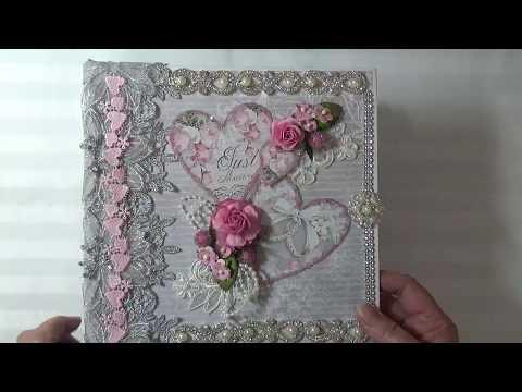 For Sale : Wedding Album / Design Project For Tresors de Luxe