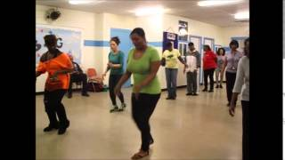 LOVE CENTRAL line dance by Bernadette Burnette - LDE 04-13-2015