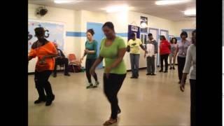 LOVE CENTRAL line dance by Bernadette Burnette - LDE 04-13-2015