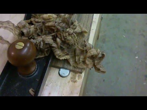 Making of the Memory Box by Bideford Furniture Maker Edward Wild