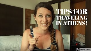 Budget Travel in Athens, Greece!