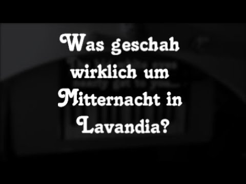 [DEUTSCH] Music Short Story #1.1: Was geschah wirklich um Mitternacht in Lavandia?