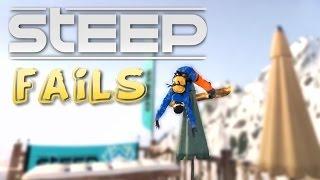 STEEP FAIL Compilation