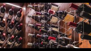 Wine Cellar Design by Papro Consulting, 'Transitional Oak Wine Cellar'