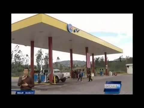 Ecuador es uno de los países con menor precio de la gasolina en la región