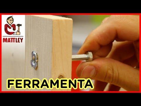 FAI DA TE 🔥 5 tipi di ferramenta da utilizzare nei tuoi progetti in legno e non