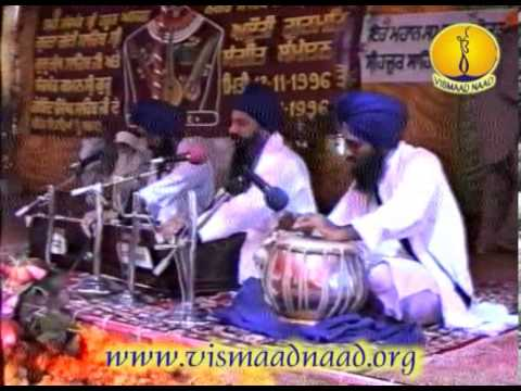 AGSS 1996 : Raag Bhairow Bhai Gurdev Singh Australia