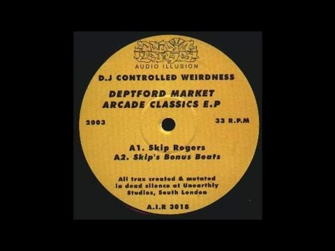 DJ Controlled Weirdness - Docklands Battle Breaks (Breaks 2003)