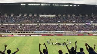Biru dihatiku - Lagu Penutup Pertandingan Persib VS SFC 1-0 Piala Presiden 2018