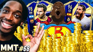 TOTY MESSI AND RAMOS JOIN UP WITH THE SQUAD!💲🤑💰S2- MMT #68